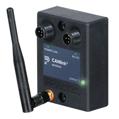 CANlink ® wireless 3000