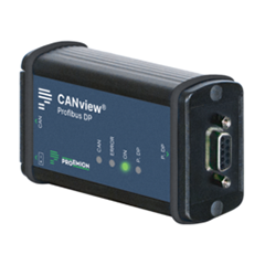 CANview® Profibus DP