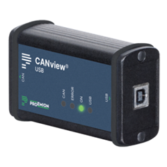 CANview® USB