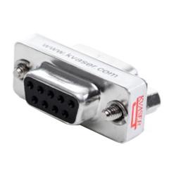 Kvaser D-sub 9 pin 120 Ohm termination adapter